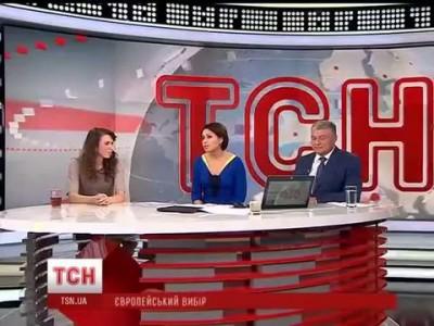 Чорновил и Червоненко устроили скандал в прямом эфире Украине