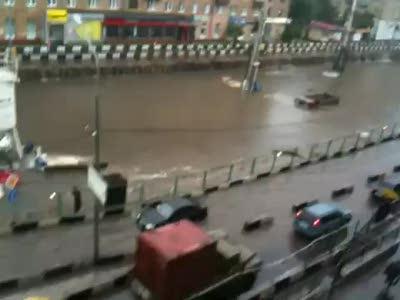 Продолжение потопа на Балтийской