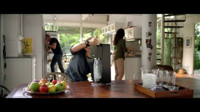 Game Day 2013 Commercial: SodaStream Effect