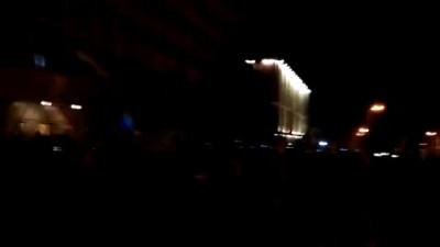 08 04 2014 Луганск! Тысячи людей и гимн России!!!