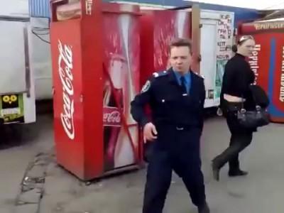 Хохляцкий коп vs Гопник