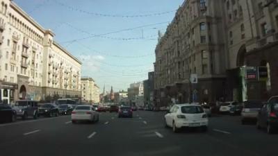 Майбах Жириновского на встречке