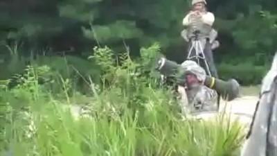 FGM-148 Javelin Missile Fail!