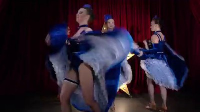 "Танец ""Канкан"". ""Cancan"". Мулен Руж. Moulin Rouge. Кабаре.Offenbach. Orpheus in"