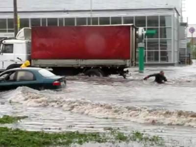 Потоп в Черкассах