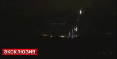 Ополченцы: Нацгвардия обстреляла Славянск фосфорными минами