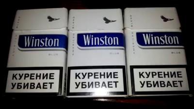 Winston как отличить подделку от оригинала?