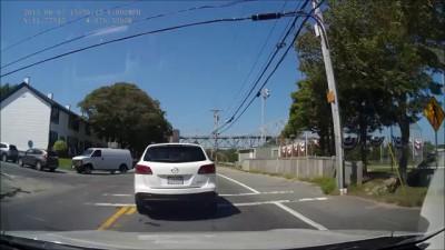 Анархия на перекрестке