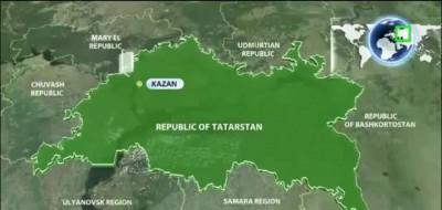В Казани разбился пассажирский Boeing-737