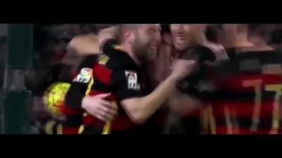 Messi Penalty Assist for Suarez - Messi like Cruijff - Barcelona vs Celta Vigo 14/02/16