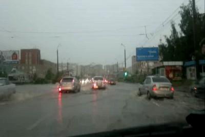 Дождик в Казани (часть 2)