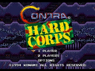 Contra Hard Corps GENS OST - Simon 1994RD