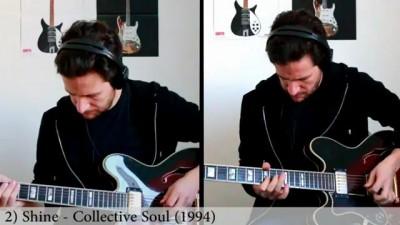 50 лучших гитарных риффов 90-х