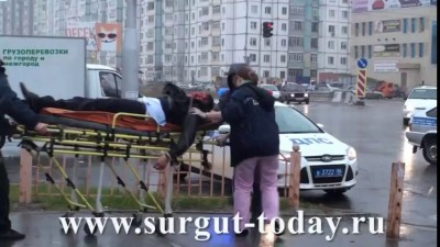 Расстрел чиновников в Сургуте