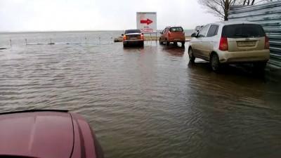 Таганрог Потоп