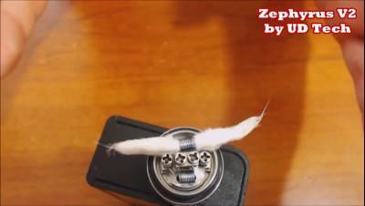 setup Zephyrus V2