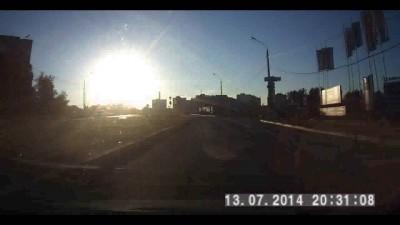 Видео авария