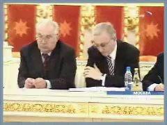 Путин отчитал Фурсенко