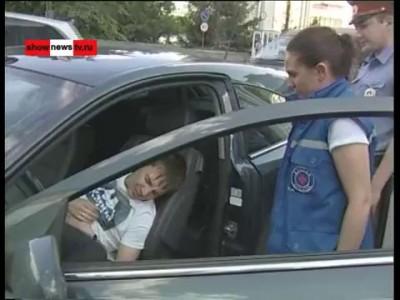 """Автотанцор требует опровержения: """"Не под солями я был!"""". (новости)"""