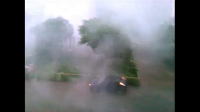 Ураган в Перми