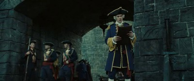 Пираты карибского моря 3 (Сцена казни)