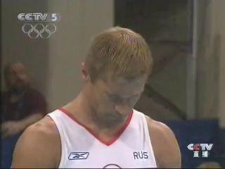 Alexei Nemov - Horizontal Bar Final - 2004