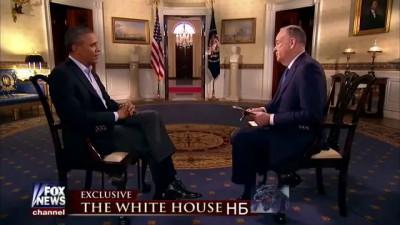 Обама и телег.