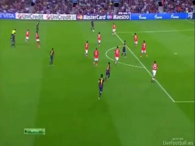Barcelona vs Spartak 3-2 All Goals & Highlights