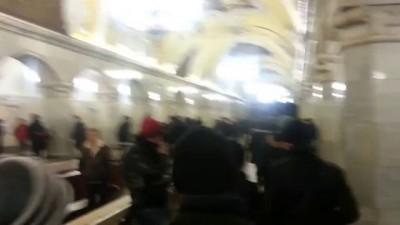 м.Комсомольская. Москва. Столица нашей Родины