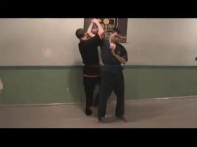 Болевое воздействие на суставы в системе Вин Чун, 3