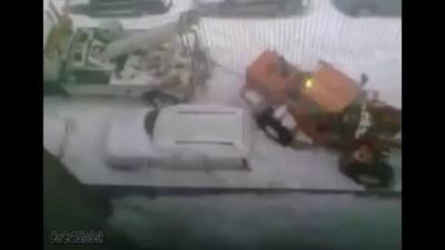 Грёбаный тракторист !