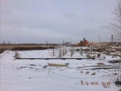 История строительства ТК Chelsi Новоградский
