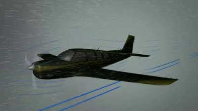 Aviation Animation - How ice makes an airplane fall from the sky#1