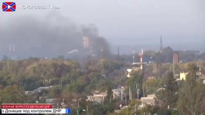 Эксклюзив! Гиви: Аэропорт в Донецке под контролем ДНР