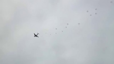 Д-10 прыжки с Ил 76 десантирование
