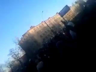 Константиновка - Гнев народа 16.03.2015