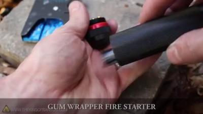 Новый способ добывания огня