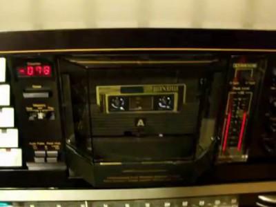 Nakamichi RX-505 Stereo Cassette Deck