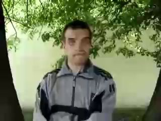 Russian Robbie Williams :)