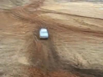 Запоржцы грязи не боятся