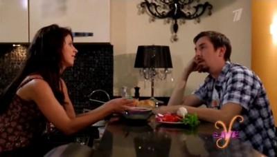 ..если вам надоела пища жены, девушки - попробуйте обыграть её приём