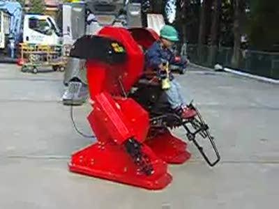 Детский экзоскелет Kids Walker Robot