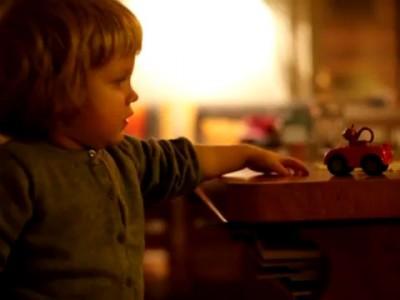 Ребёнок с Тёмной Стороны