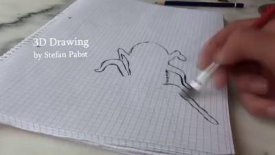 3D Паук от Стефана Пабса