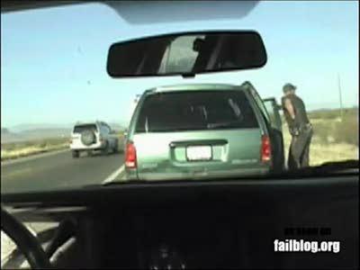 Border Patrol Fail