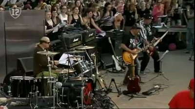 Mama Anarchia - Ühendkoor @ Punk Laulupidu 2011