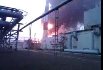 Пожар в Буденновске 1