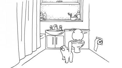 Hot Water - Simon's Cat