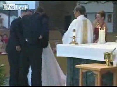 Забавная свадьба