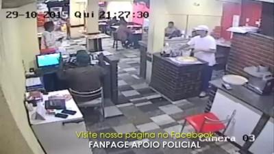 Не попал в преступника...
